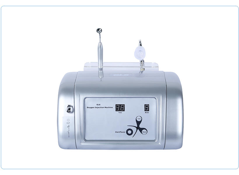 oxygen infusion skin care beauty machine galvanic butt oxygen infusion facial machine