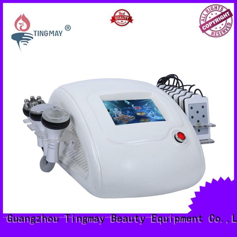 ultrasonic liposuction cavitation machine face fat removal cavitation rf vacuum slimming machine