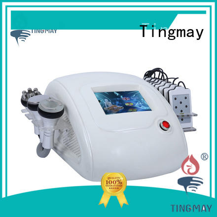Tingmay professional rf cavitation machine personalized for face