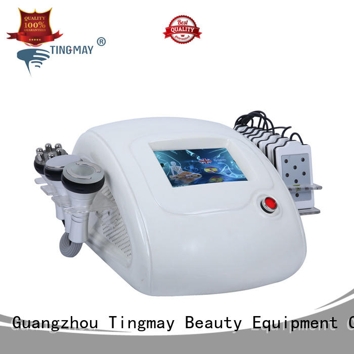 40K hz fat removal fat Tingmay ultrasonic liposuction cavitation machine