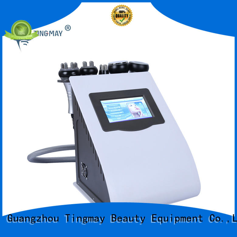 Custom cells cavitation rf vacuum slimming machine acoustic ultrasonic liposuction cavitation machine