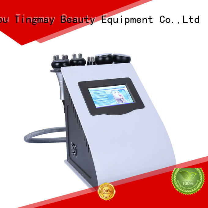 Tingmay Brand 40K hz ultrasonic liposuction cavitation machine body fat