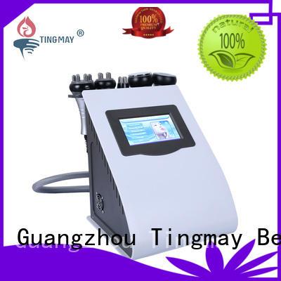 ultrasonic liposuction cavitation machine vacuum slimming OEM cavitation rf vacuum slimming machine Tingmay