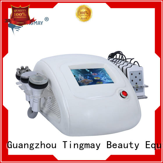 Tingmay Brand rf face Cavitation ultrasonic liposuction cavitation machine