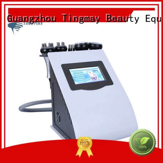 Tingmay vacuum rf cavitation machine inquire now for household