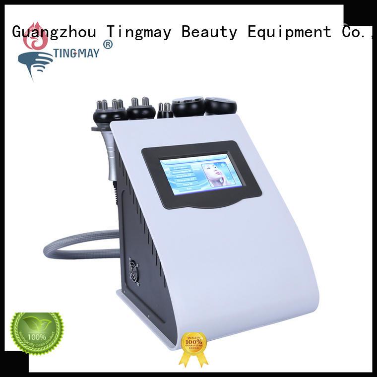 Hot cavitation rf slimming machine lipo Tingmay Brand