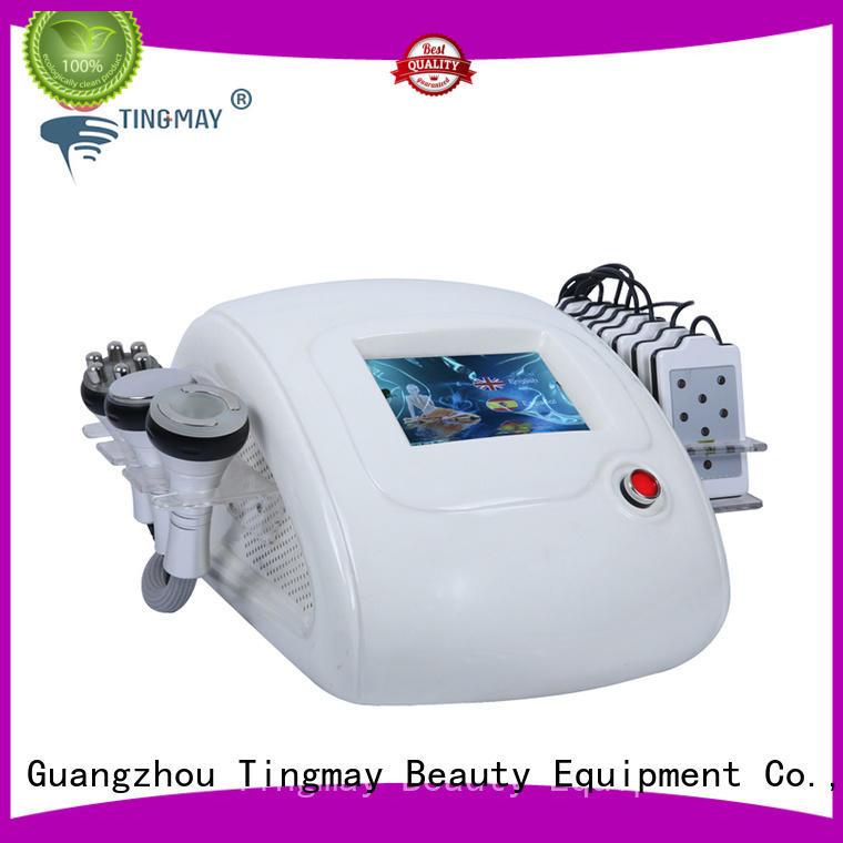 ultrasonic liposuction cavitation machine fat removal cells Tingmay Brand