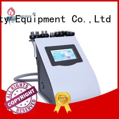 ultrasonic liposuction cavitation machine face fat removal cavitation rf vacuum slimming machine Tingmay Brand