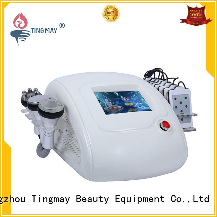 Vacuum rf cavitation face and body slimming machine TM-905
