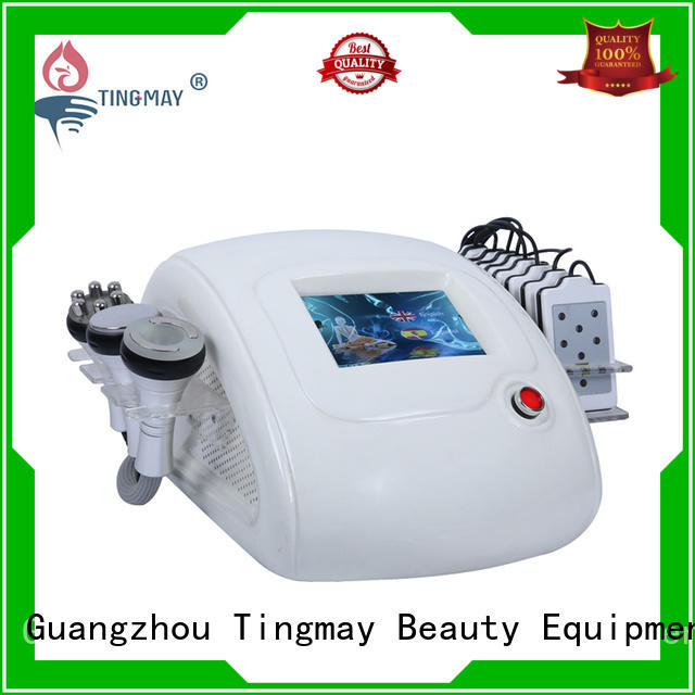 the best radio frequency machine for the face Tingmay company
