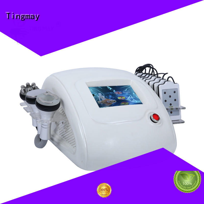 Tingmay professional lipo cavitation machine factory for household