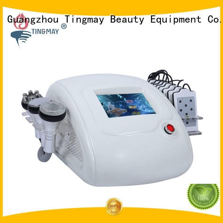 machine 40K hz ultrasonic liposuction cavitation machine Tingmay
