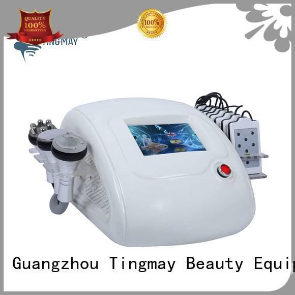 Tingmay Brand body face ultrasonic liposuction cavitation machine slimming cavitation