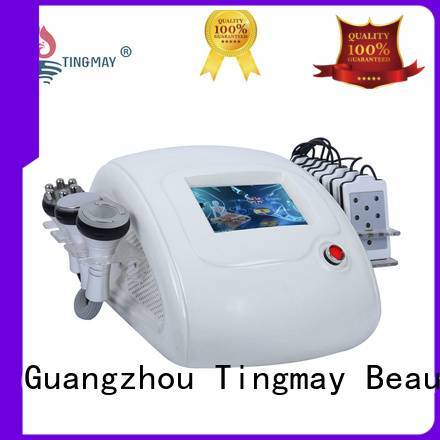 40K hz cavitation rf vacuum slimming machine machine face Tingmay