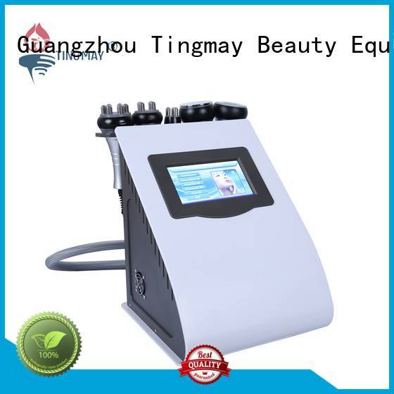 Hot ultrasonic liposuction cavitation machine cavitation cavitation rf vacuum slimming machine machine Tingmay