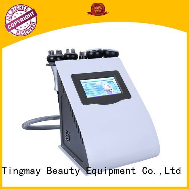 Tingmay cavitation rf vacuum slimming machine slimming 40K hz fat removal machine