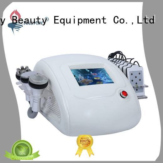 ultrasonic liposuction cavitation machine machine Tingmay Brand cavitation rf vacuum slimming machine