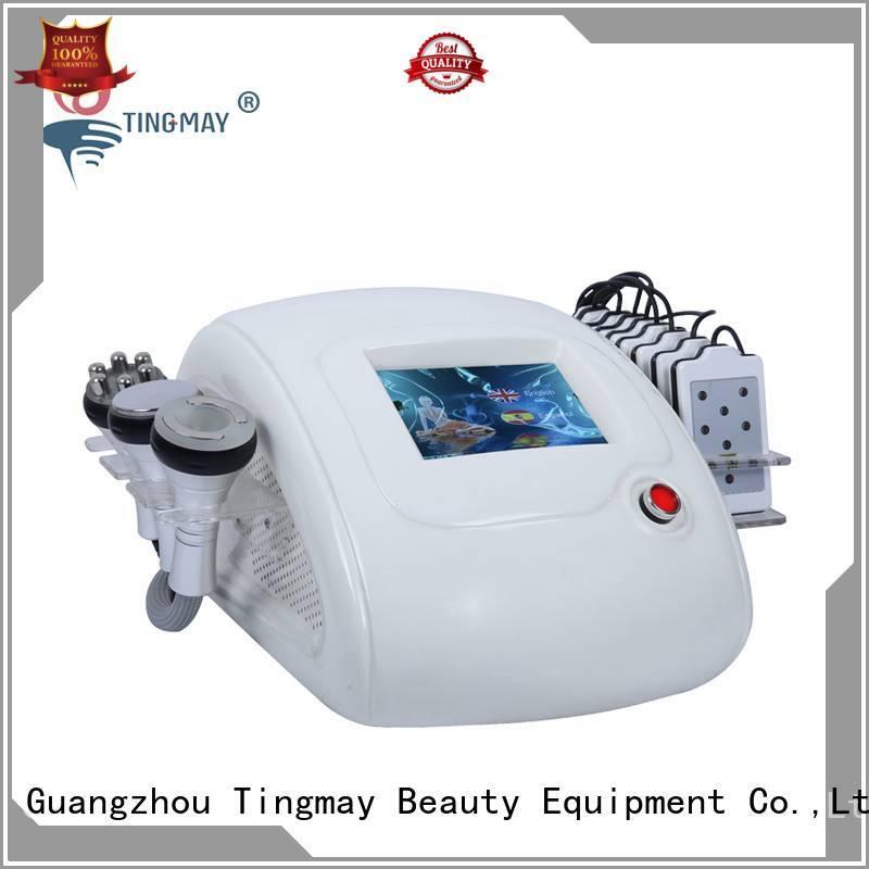 OEM cavitation rf vacuum slimming machine face rf ultrasonic liposuction cavitation machine
