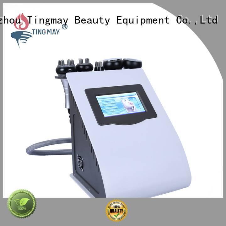 Tingmay ultrasonic liposuction cavitation machine 40K hz rf machine