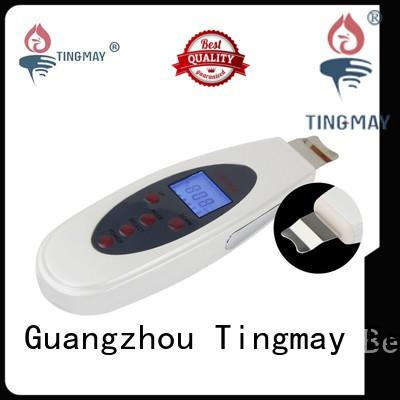 Tingmay ultrasonic ultrasonic skin scrubber professional scrubber for household