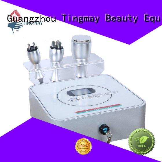 ultrasonic liposuction cavitation machine face vibration cavitation rf vacuum slimming machine Tingmay Warranty