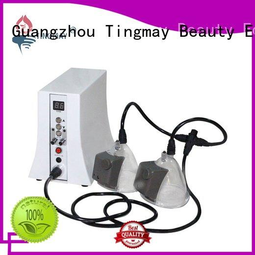 Tingmay oxygen infusion skin care beauty machine oxygen galvanic multifunctional breast