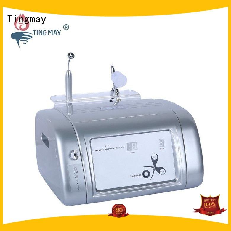 Tingmay vertical electric oxygen machine directly sale for body