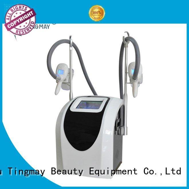 Tingmay fda approved laser lipo machines no needle Cryotherapy lipo