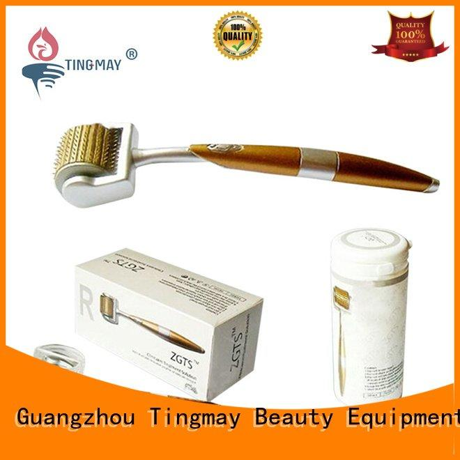 Tingmay product ultrasonic skin scrubber beauty tmroller