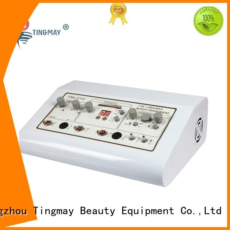 spray oxygen infusion facial machine Tingmay oxygen infusion skin care beauty machine