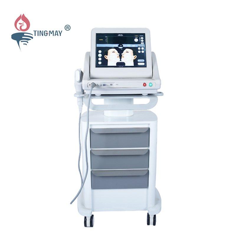Tingmay High intensity focused ultrasound hifu skin tighten face lift hifu machine HIFU machine image2