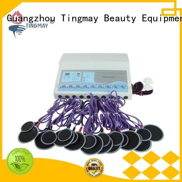 OEM muscle stimulator machine wave fat e stimulation machine