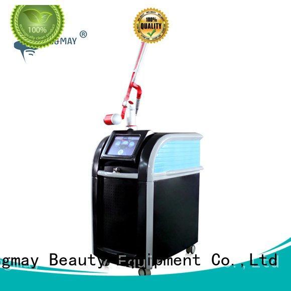 Tingmay Brand yag laser ipl laser tattoo removal machine professional vessels