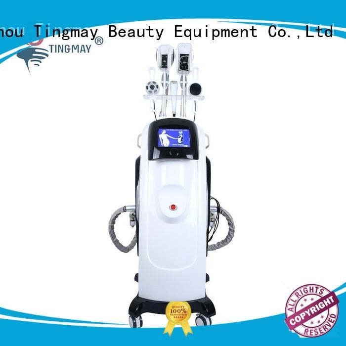 Tingmay cryolipolisis hifu ultherapy machine design for adults