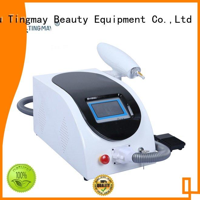 Pigment vessels salon Tingmay ipl laser tattoo removal machine
