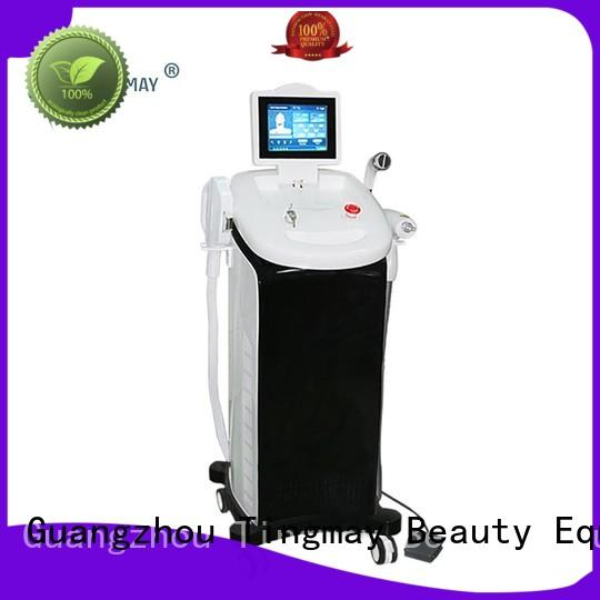 Tingmay facial permanent hair removal machine design for beauty salon