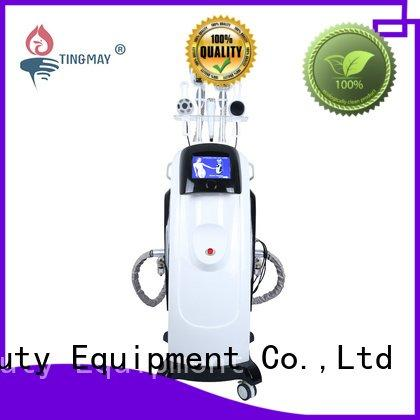 fast no needle slimming cavitation Tingmay fda approved laser lipo machines