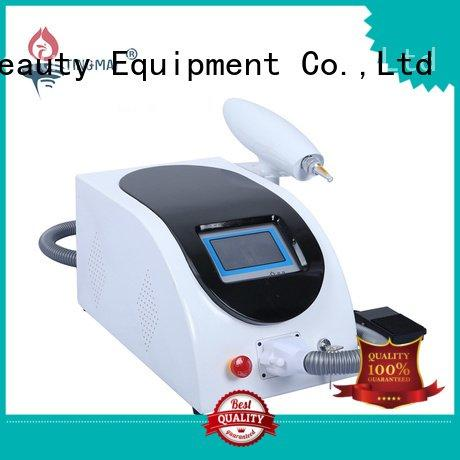 tm laser vessels laser tattoo removal machine Tingmay