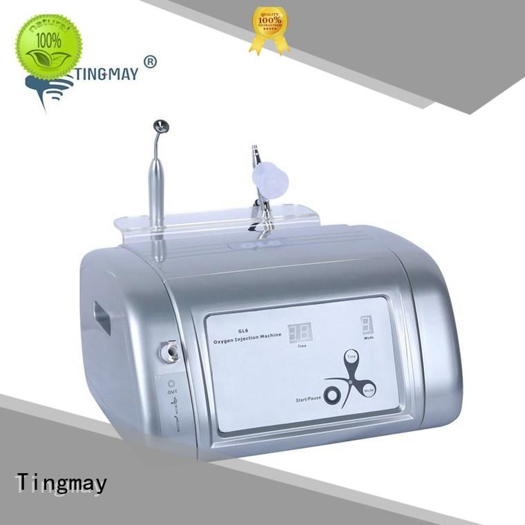 electric oxygen machine vacuum for skin Tingmay