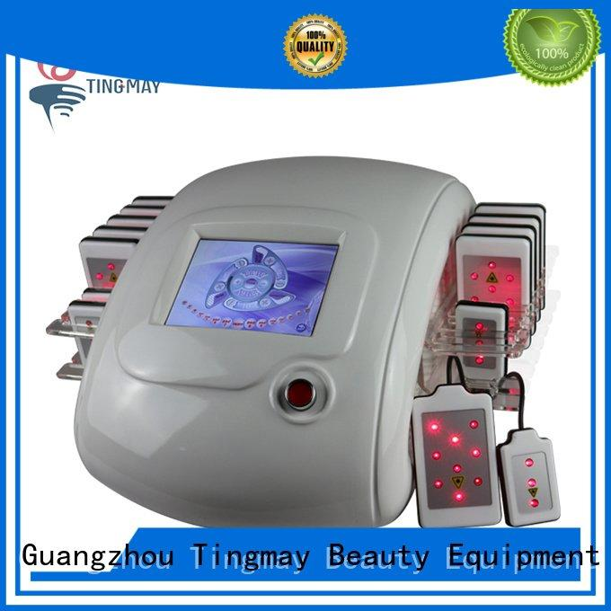 fda approved laser lipo machines body lipo laser slimming Tingmay