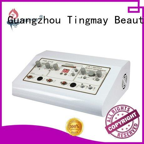 lcd oxygen infusion facial machine Tingmay oxygen infusion skin care beauty machine