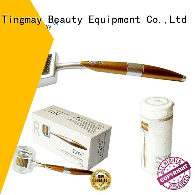Quality portable cryolipolysis machine Tingmay Brand dermaroller Mini Beauty Machine