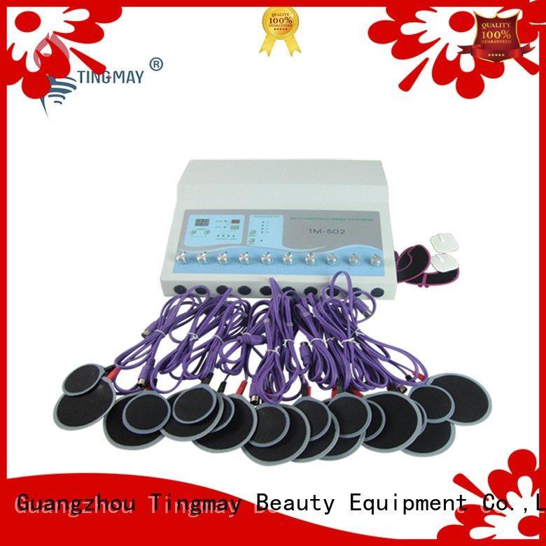Custom muscle stimulator machine skin hifu cryolipolysis Tingmay