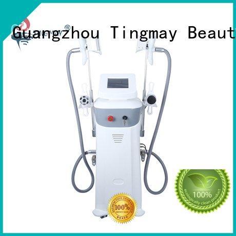 Hot Vagina Tightening HIFU System 65 ℃ regeneration lift Tingmay Brand