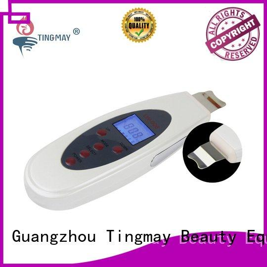 ultrasonic skin scrubber spatula home ultrasonic skin scrubber Tingmay