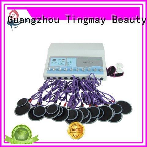 Tingmay Brand freezing skin muscle stimulator machine professional lift