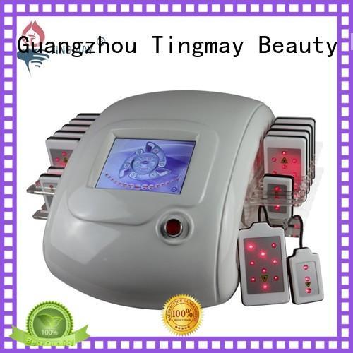 Tingmay Brand medical grade lipo laser machine supplier