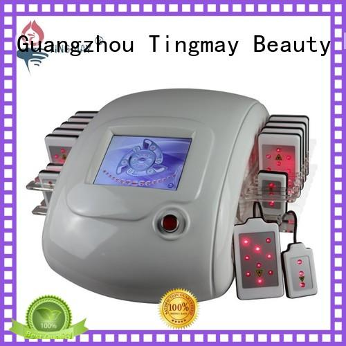 Tingmay Brand medical grade lipo laser machine supplier