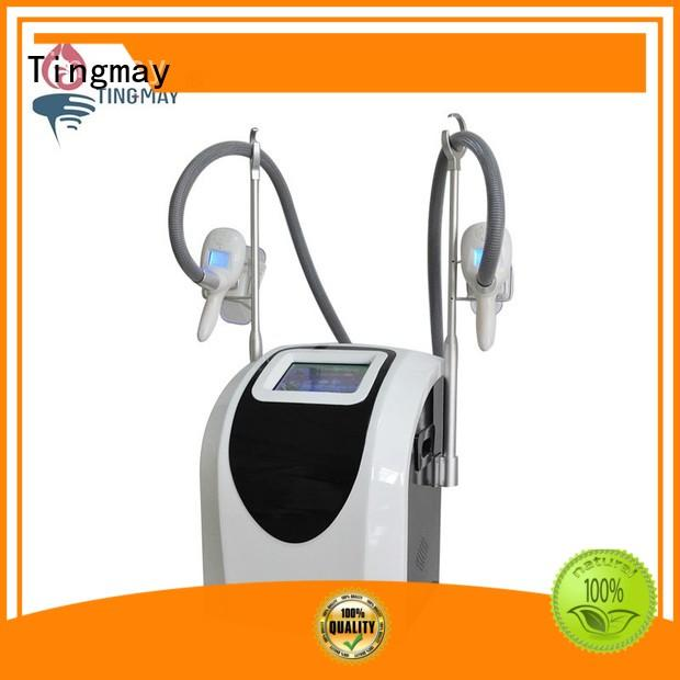Tingmay vertical electric stimulation therapy machine with good price for woman