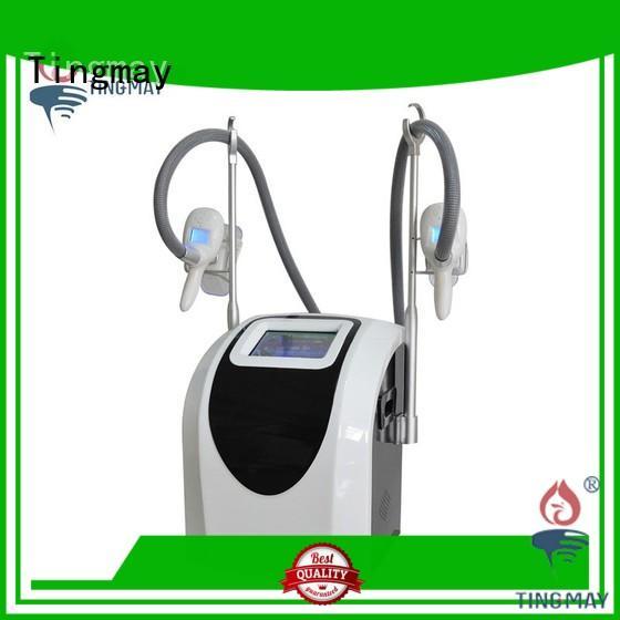 Tingmay Brand fast freezing cryolipolysis e stimulation machine